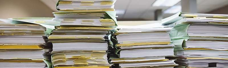 Is a paperless office a reality or not?
