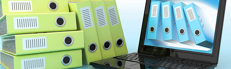 What is document management software?