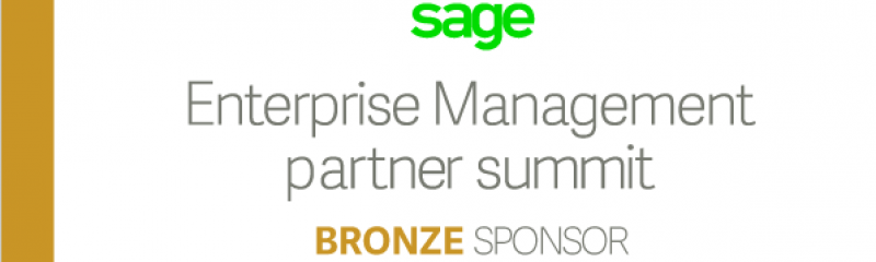 Are you going to the Sage Enterprise Summit in Dubai?