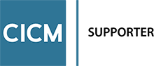 CICM Supporter Logo